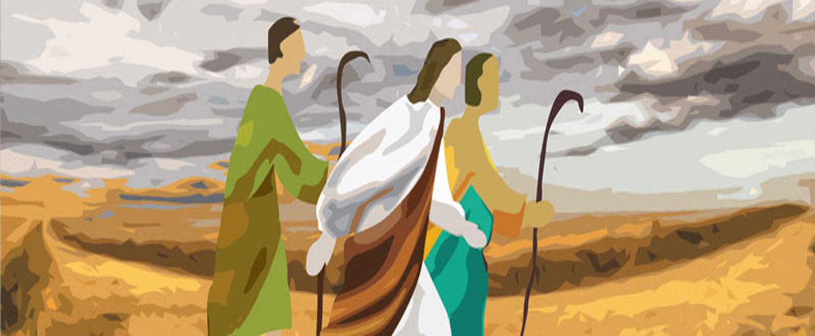 Resultado de imagen para Lucas 24,13-35